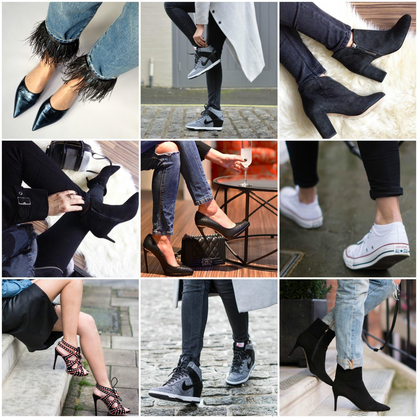 7 day shoe diary