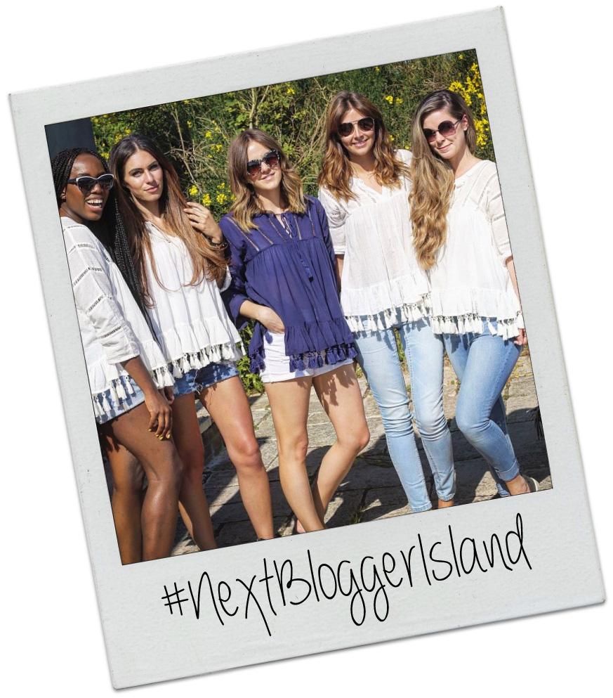 Next Blogger Island
