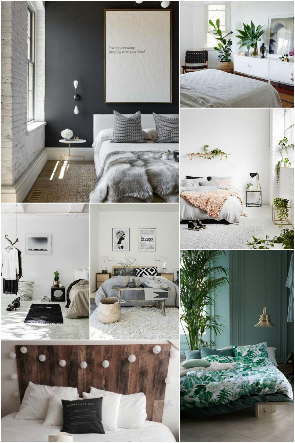 Home Trend- LA Cool Bedroom Mood Board