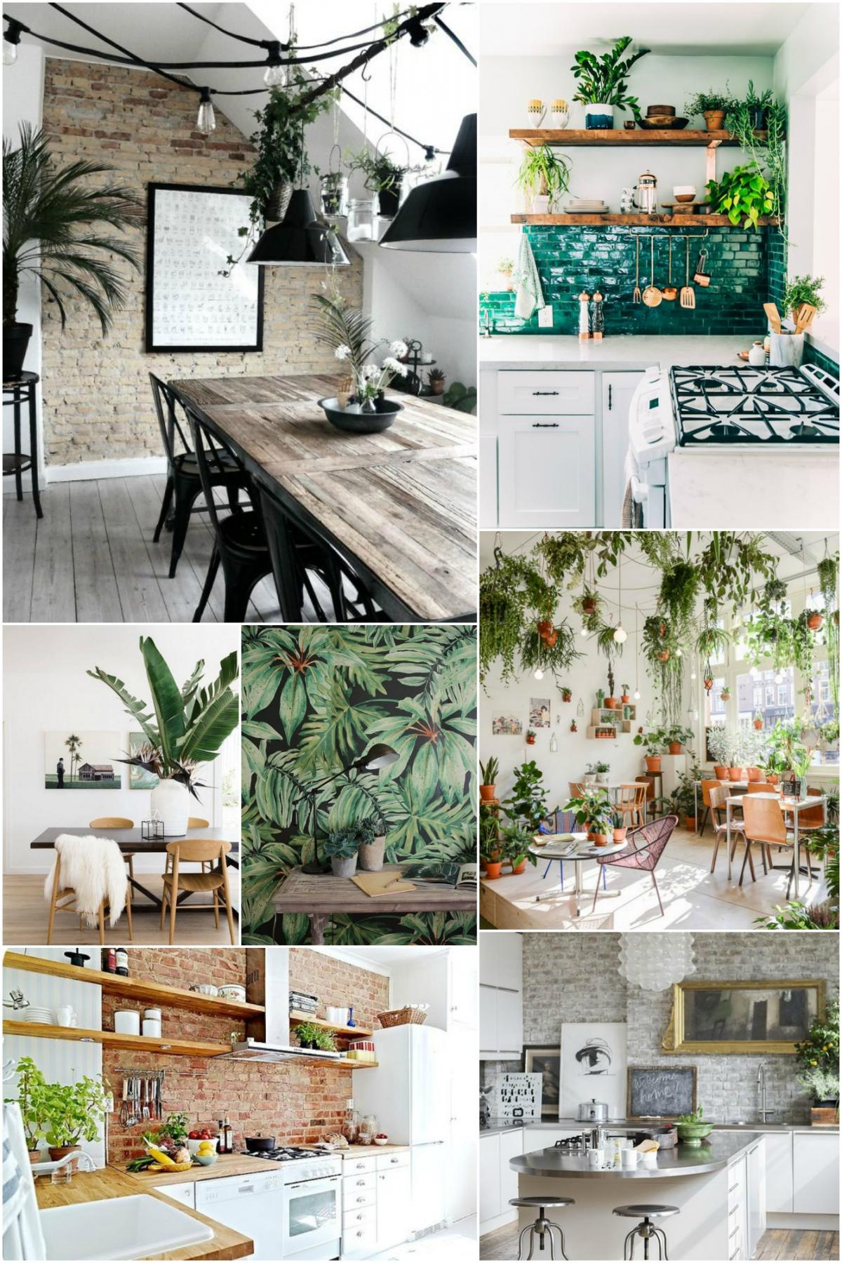 Home Trend- LA Cool Kitchen Mood Board