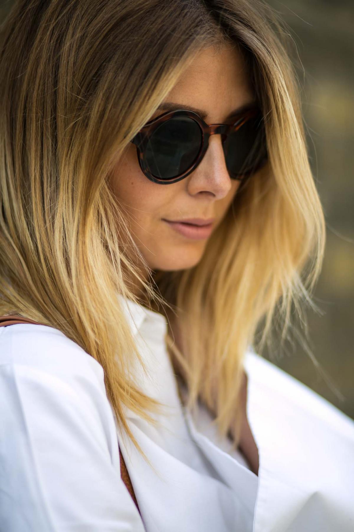 white shirt, denim skirt-12