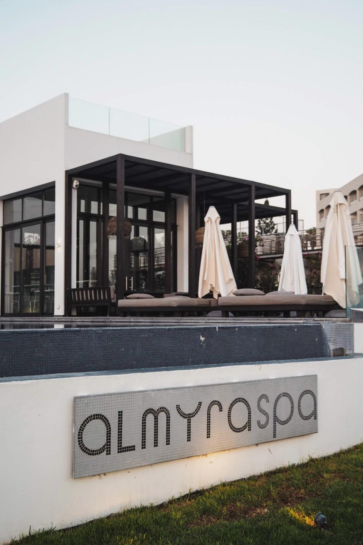 Almyra hotel & spa resort Paphos Cyprus