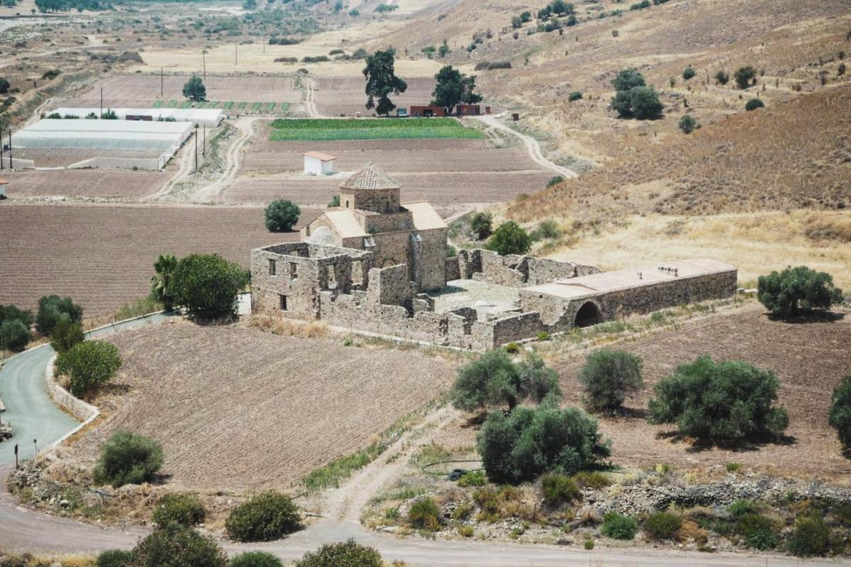 Travel, Panagia Trooditissa Abandoned Monastery, Paphos Cyprus