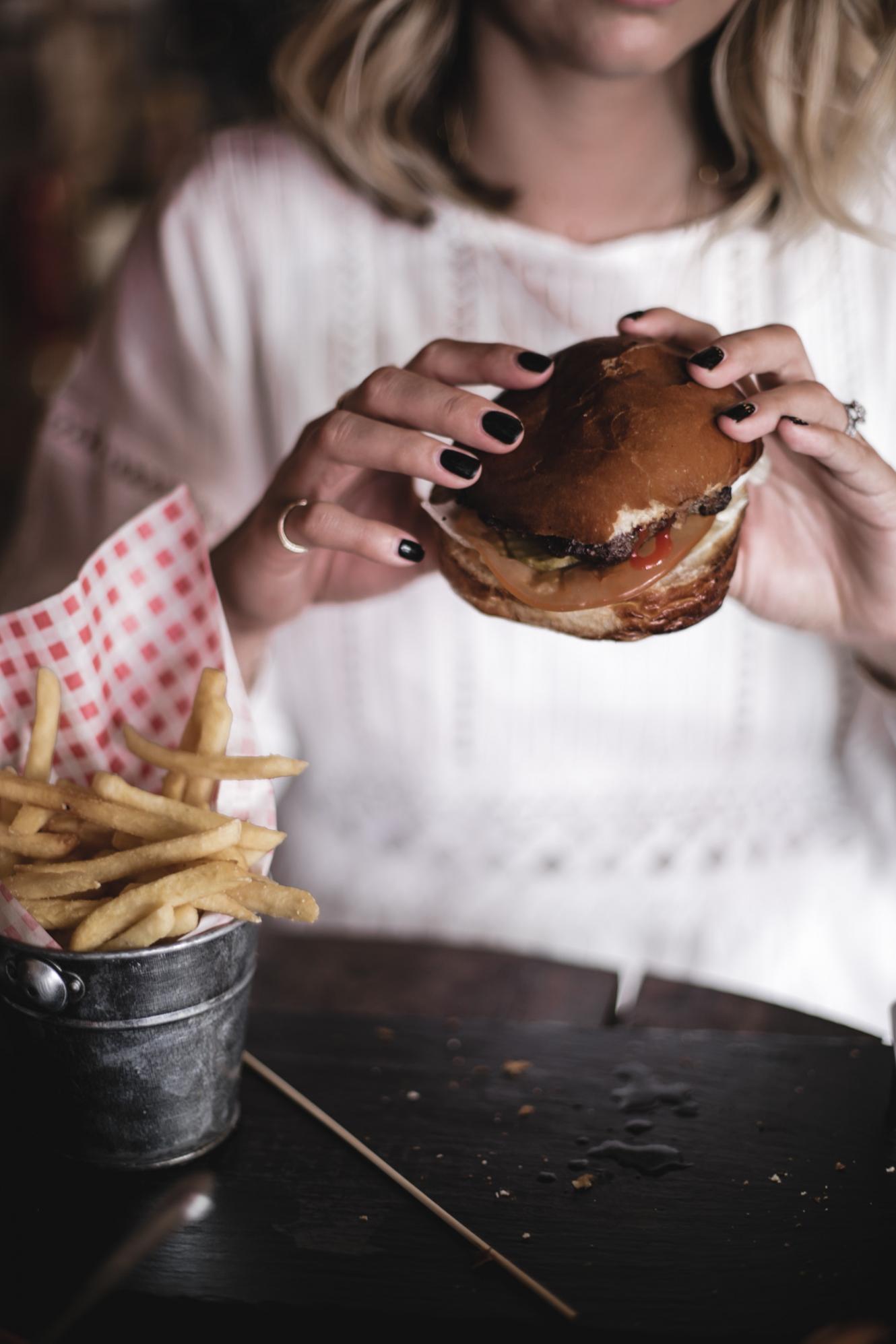EJ Eats | Superheros Diner Whitechapel London Review