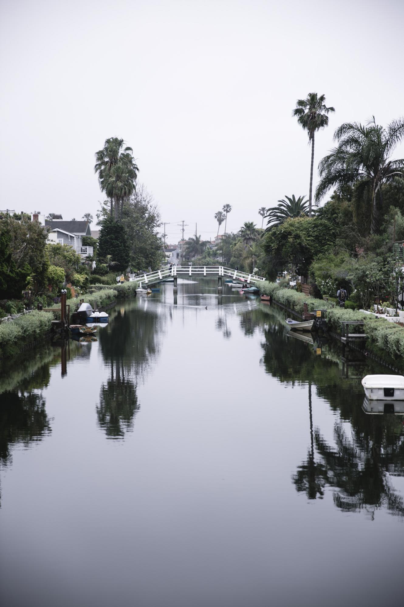 Venice canals, LA Calfiornia