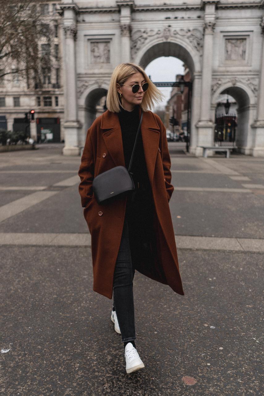 brown coat blog